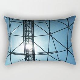 Glazed Roof Belfast Rectangular Pillow