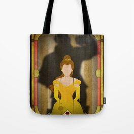 Shadow Collection, Series 1 - Rose Tote Bag