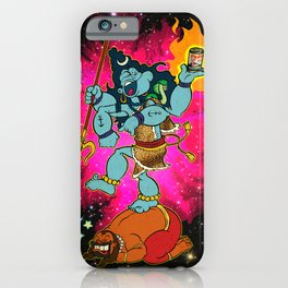 ShivaXPopeyeXNataraja iPhone Case