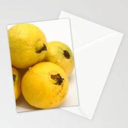 Guava fruits Stationery Cards