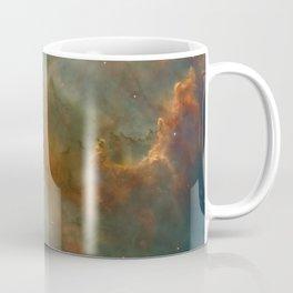 Carina Nebula Details -  Great Clouds Coffee Mug