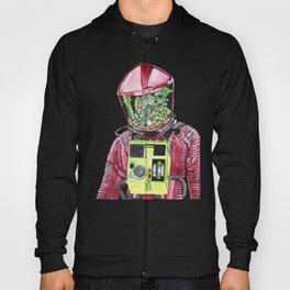Astronaut Terrarium Hoody