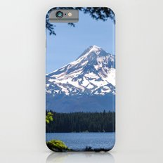 Mount Hood from Lost Lake iPhone 6 Slim Case