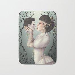 Bride of Death Bath Mat