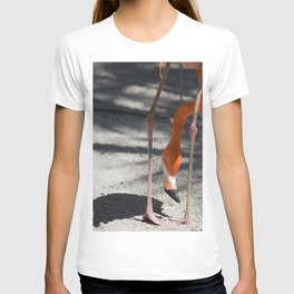 Flamingo Yoga T-shirt