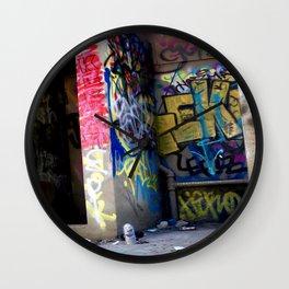 Abandoned. Wall Clock
