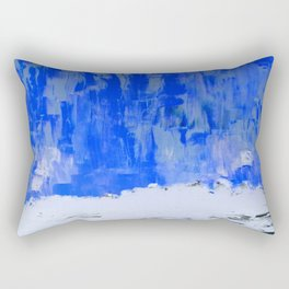 Snow Dreams Rectangular Pillow