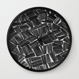 Pulp Fiction II Wall Clock
