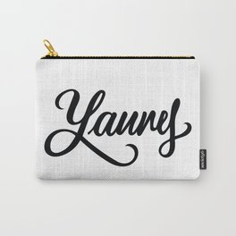 Laurel or Yanny? Carry-All Pouch
