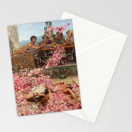 The Roses of Heliogabalus Stationery Cards