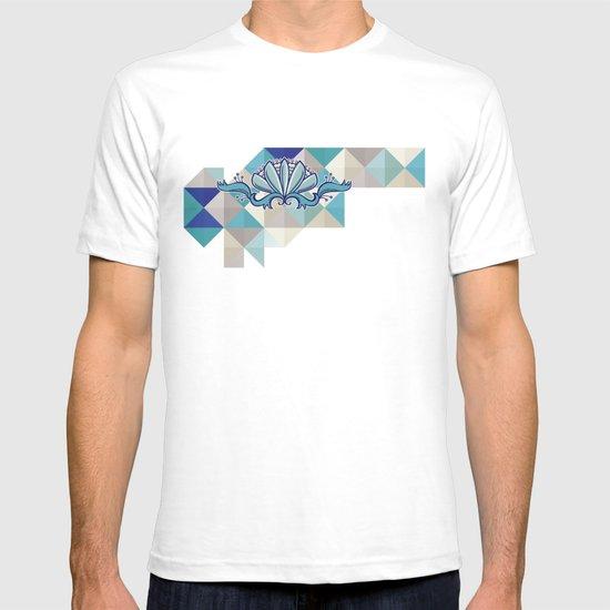 Turquoise Mood T-shirt