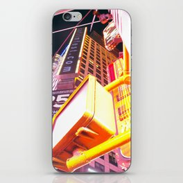 Bright Lights iPhone Skin