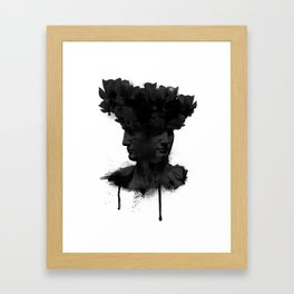 N°6 Framed Art Print