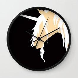 The Last Unicorn (inspired art) Wall Clock