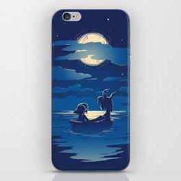 Oceans iPhone Skin