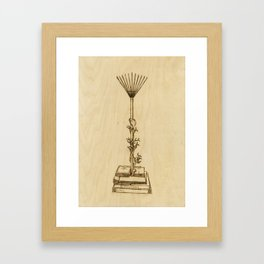 Schiele Framed Art Print