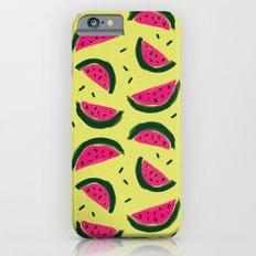 Watermelon Toss iPhone 6s Slim Case