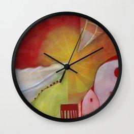 Pueblo Wall Clock