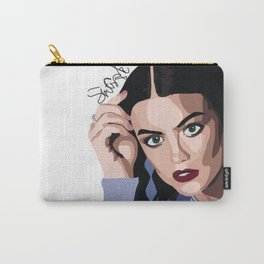 Lucy Hale Carry-All Pouch