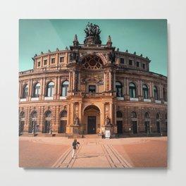 Altstadt Centre Dresden Metal Print