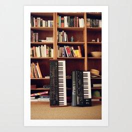 Moog2 // 35mm Art Print