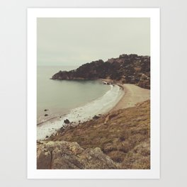 Muir Beach Art Print