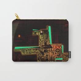 Spatial Robotic City Lab Carry-All Pouch