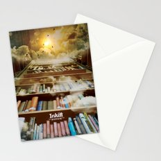 Inkitt empowers authors to become the kings and queens of the universe Stationery Cards