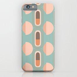 Geometrica Pattern iPhone Case