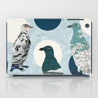 polka iPad Cases featuring Penguin Polka by Paula Belle Flores