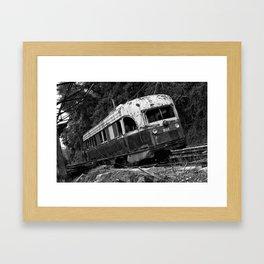 TRN-103 Framed Art Print