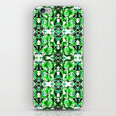 Green Goodness iPhone & iPod Skin