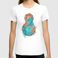 infinity T-shirts featuring Infinity by Denson Creative