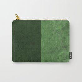 Green Vibes Carry-All Pouch