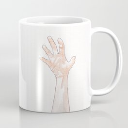 Hand study Coffee Mug