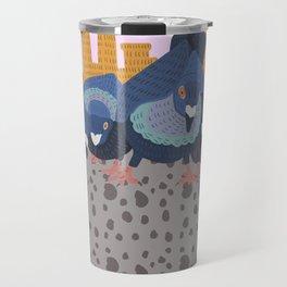 Pigeon Feast Travel Mug