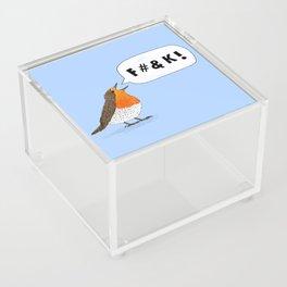 Fuck Robin Acrylic Box