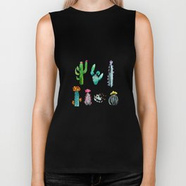 A Prickly Bunch Biker Tank