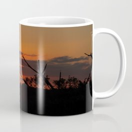 The Beautiful Sunset Coffee Mug