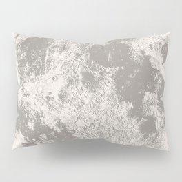 Full Moon Print (natural), by Christy Nyboer Pillow Sham