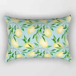 Lemon mood.1 Rectangular Pillow