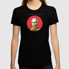 Mozart Kugel Red T-shirt