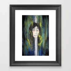 Impalamento Framed Art Print