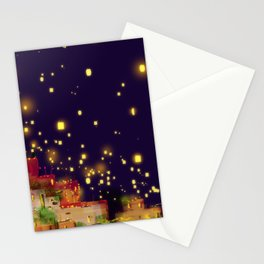 Lights of Hope... Stationery Cards