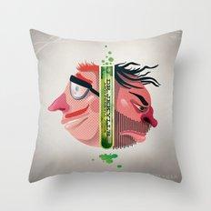 Dr. Jekyll's Anti-Frekyll Juice Throw Pillow