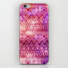 Tribal Fire. iPhone Skin