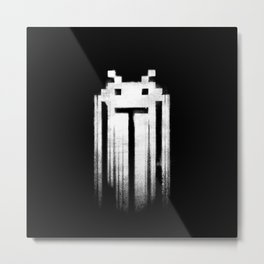 Space Punisher I Metal Print