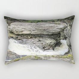 Round the Bend Rectangular Pillow