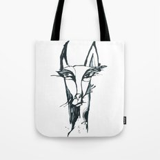 face of the animals Tote Bag