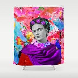 Freeda | Frida Kalho Shower Curtain